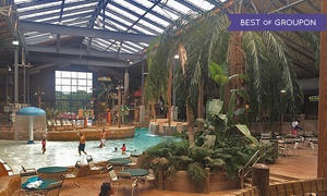 H2Oooohh!  Indoor WaterPark: Admission for One to H2Oooohh! Indoor WaterPark at Split Rock Resort (Up to 50% Off). Three Options Available.