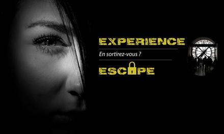 1 partie d1h descape game sur le thème Enquête policière pour 3 à 5 personnes à 59,90 € chez Experience Escape