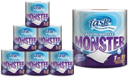 3-Pack of Monster 500-Sheet Rolls