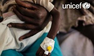 Unicef: Od 9 zł: Uratuj dziecko umierające z głodu w Afryce – akcja UNICEF