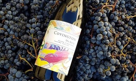 $16 for Afternoon in the Cellar Wine Tasting Tour at Covington Cellars ($40 Value) photo