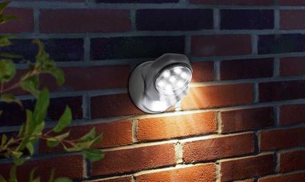LED-Strahler mit Bewegungssensor (bis zu 78% sparen*)
