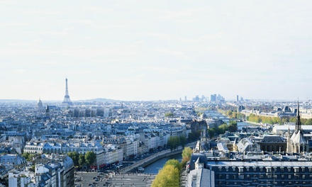Paris: 1 to 3 Nights for Two with Option for Breakfast and River Cruise at Hotel du Chemin Vert