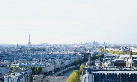 Parijs: 13 nachten met ontbijt en naar keuze met cruise op de Seine bij Chemin Vert Hotel voor 2 personen