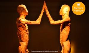 Art BHZ: O Fantástico Corpo Humano – RioMar Aracaju: 1 ingresso