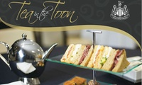 Afternoon Tea for Two at Newcastle United