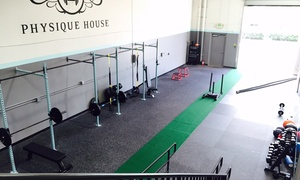 Physique House: Two Weeks of Membership and Unlimited Fitness Classes at Physique House (73% Off)