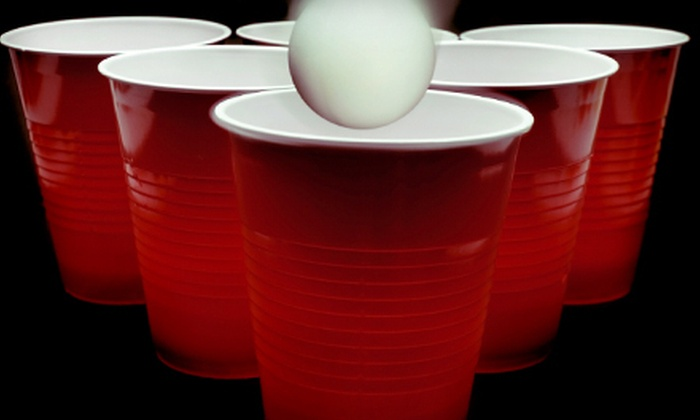 The Office Bar & Grill - Tacoma: $20 for Entrance into the Bar Olympics at The Office Bar & Grill in Tacoma ($40 Value)