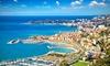 Sanremo: Doppelzimmer mit Frühstück oder Halbpension