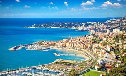 Liguria 4*: camera vista mare con colazione o mezza pensione per 2 a 89€euro