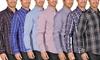 Men's Patterned Button Down Shirts: Men's Patterned Button Down Shirts