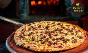 Faenza: Faenza – Barra e Copacabana: rodízio de pizzas salgadas e doces