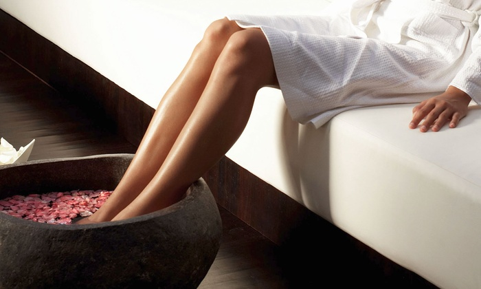 To Dye For Hair Studio – Roselle Howell - Skin Medi Spa and Salon: Manicure and Spa Pedicure or Manicure and Gel Toes Pedicure at To Dye For Hair Studio (Up to 56% Off)