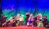 """EuropaArts Konzert und Veranstaltungsagentur - Mehrere Standorte: Die Show """"Planet der Puppen"""" aus Moskau im November in sieben Städten, u. a. Berlin, Bonn und Bremen (bis zu 35% sparen)"""