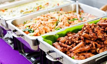 Buffet asiatique à volonté pour 2 ou 4 personnes dès 24,90 € au restaurant Chinatown