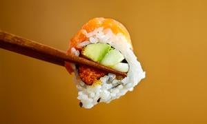 Kumi Sushi: $15 for $25 Worth of Sushi at Kumi Sushi