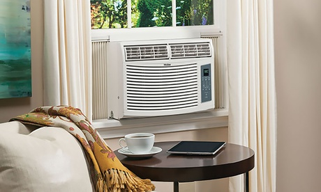 Haier 12,000 BTU Window Air Conditioner (Manufacturer Refurbished) photo