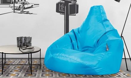 pouf g ant big bertha groupon. Black Bedroom Furniture Sets. Home Design Ideas