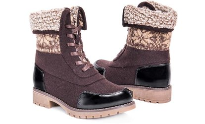 Image Placeholder For Muk Luks Womens Jandon Boots