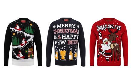 Maglione natalizio da uomo