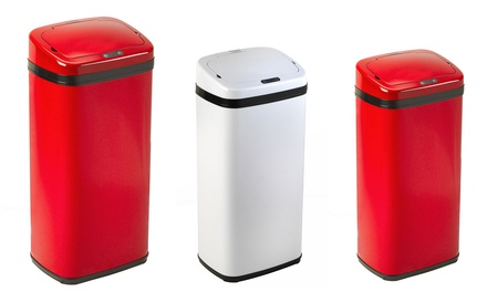 Russell Hobbs Square Hands-Free Motion Sensor Dustbin/Kitchen...