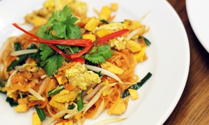 RAKKI 2: Menu thailandese con antipasto, primo, secondo e bevanda al Rakki 2 in zona San Siro (sconto fino a 55%)
