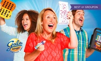 Main Session Bingo with Chips for Two, Four or Eight at Gala Bingo at Gala Bingo (Up to 82% Off)