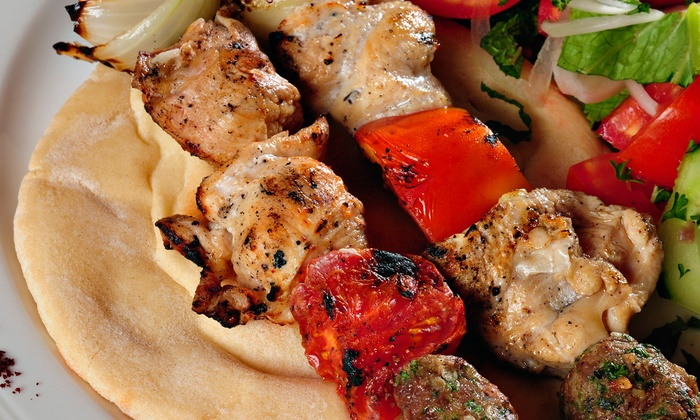 Kabob House - East Forest: Persian Food at Kabob House (Up to 50% Off). Three Options Available.