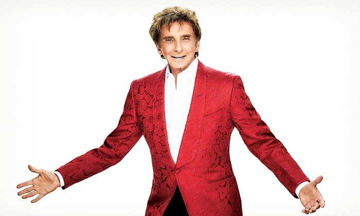 Barry Manilow - Times Union Center - Terry Theatre: Barry Manilow on February 18 at 7:30 p.m.