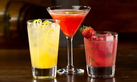 Three Cocktails Each and Wedges for Two $29, Four $55 or Six $79 at Spirit Station Pier Up to $348 Value