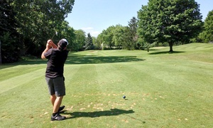 Up to 48% Off Round of Golf at Georgetown Country Club at Georgetown Country Club, plus 6.0% Cash Back from Ebates.