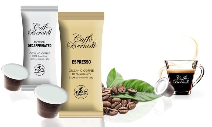 Capsules Caf Ef Bf Bd Bio Nespresso