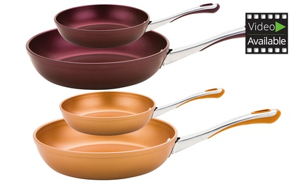 Prism TwinPack 20cm and 30cm Frying Pans