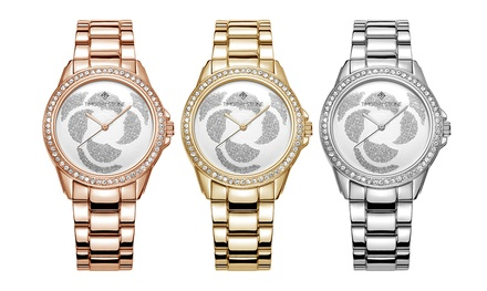 Timothy Stone Katy Watch with Crystals from Swarovski®: One ($29.95) or Two ($55) (Don't Pay up to $522.85)