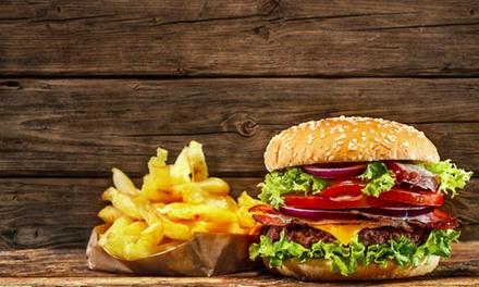 Burger mit Pommes bei Mamas Food Manufaktur (27% sparen*)