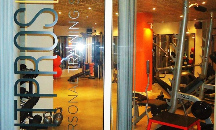 FitprosLA - Los Angeles: Two Personal Training Sessions with Diet and Weight-Loss Consultation from FitProsLA (69% Off)