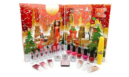 One or Two W7 Cosmetics Advent Calendars