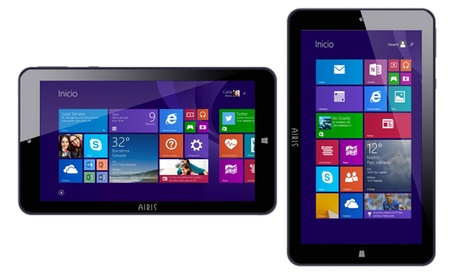 Tablet Airis WinPAD 71W con pantalla multi-táctil de 7'', 1 Gb en RAM y capacidad de almacenamiento de 32 Gb