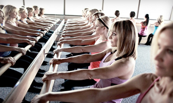 Pure Barre - Tampa: 5 or 10 Ballet-Inspired Fitness Classes at Pure Barre (Up to 59% Off)