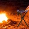 Triangular Portable Folding Chair