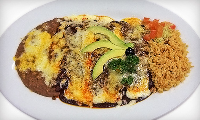 Mi Ranchito Grill 2 - South Salt Lake City: Mexican Food for Lunch or Dinner at Mi Ranchito Grill 2 (Half Off)