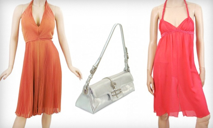 Emphatic NYC: $39 for $100 Worth of New and Previously Owned Designer Dresses, Accessories, and Shoes from Emphatic NYC