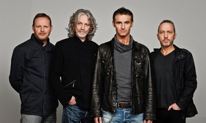 Cuffe & Taylor Ltd: Seated Tickets to See Wet Wet Wet, Scarborough Open Air Theatre, 30 July (Up to 50% Off)