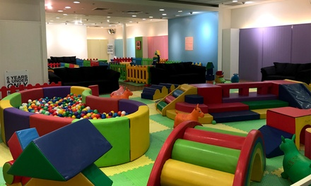 One-Month Membership, 10 Visit Pass, or Two-Hour Indoor Playground Party at Awesome Toddlers (Up to 41% Off)