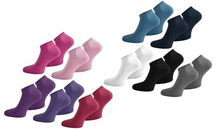 15 paires socquettes unisexes American Lifestyle, coloris et taille au choix à 19,99 €