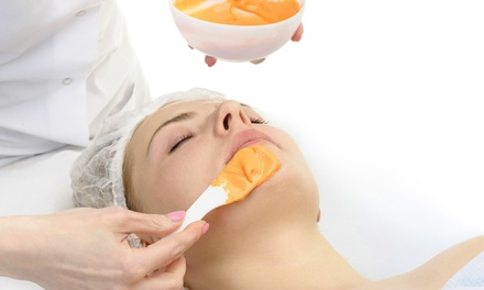 One Pumpkin Enzyme Facial, or Three Microdermabrasions at Esthetics by Tara Swan (Up to 57% Off)