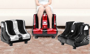 Zeny Leg, Calf, and Foot Shiatsu Massager