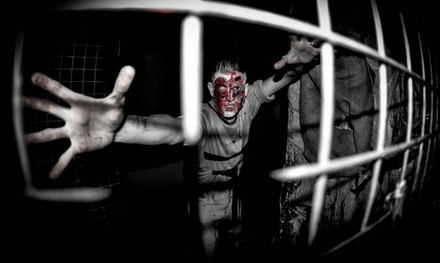 The Groundsman Experience, 6–21 October at Walsall Scare Maze (Up to 54% Off)