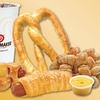 Pretzelmaker – 40% Off Pretzel Items and Drinks