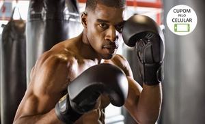 Academia Wall Street Fitness: Academia Wall Street Fitness: 1, 3, 6 ou 12 meses de artes marciais